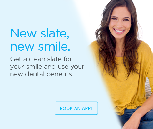 Cortaro Smiles Dentistry and Orthodontics - New Year, New Dental Benefits