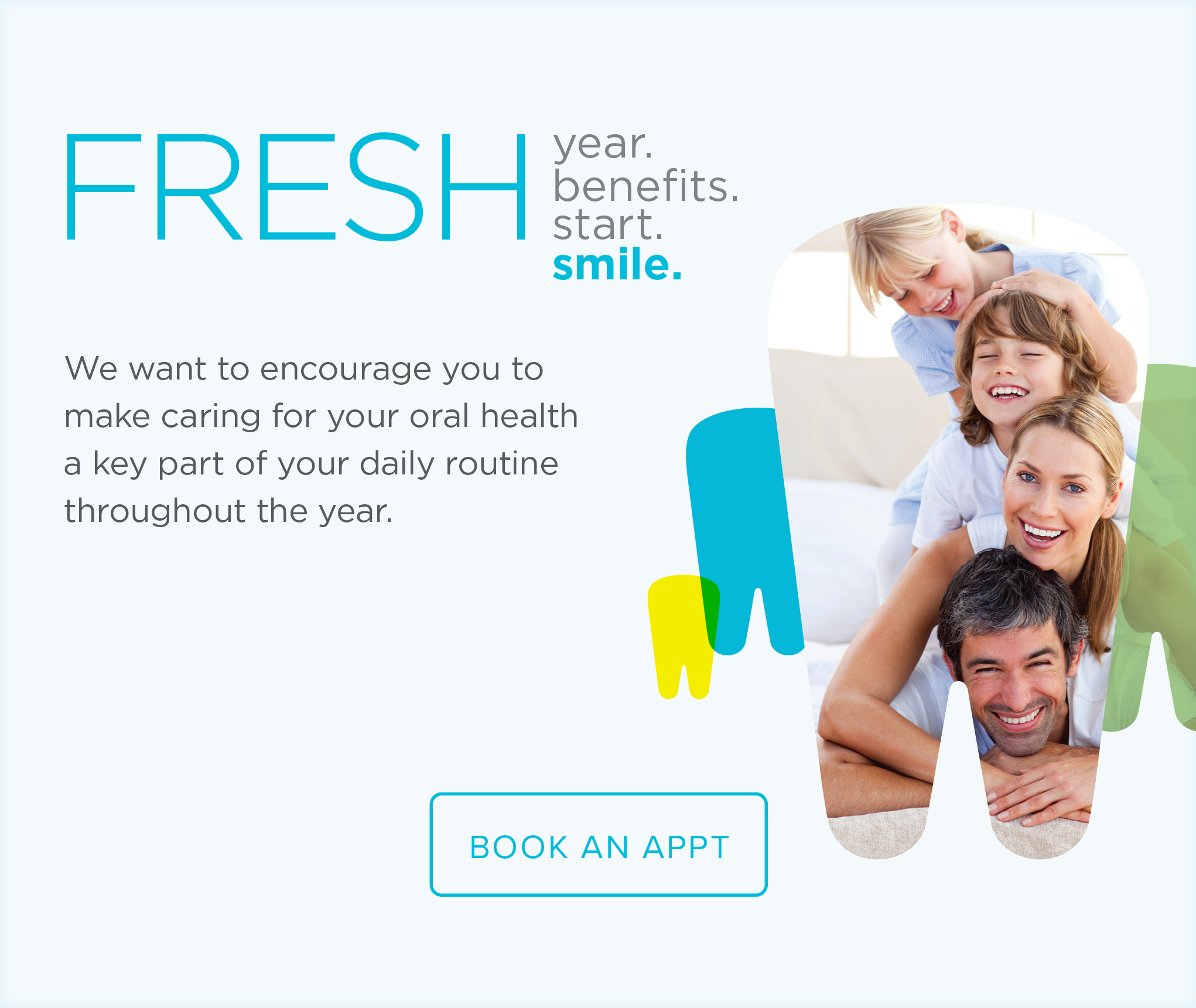 Cortaro Smiles Dentistry and Orthodontics - Make the Most of Your Benefits